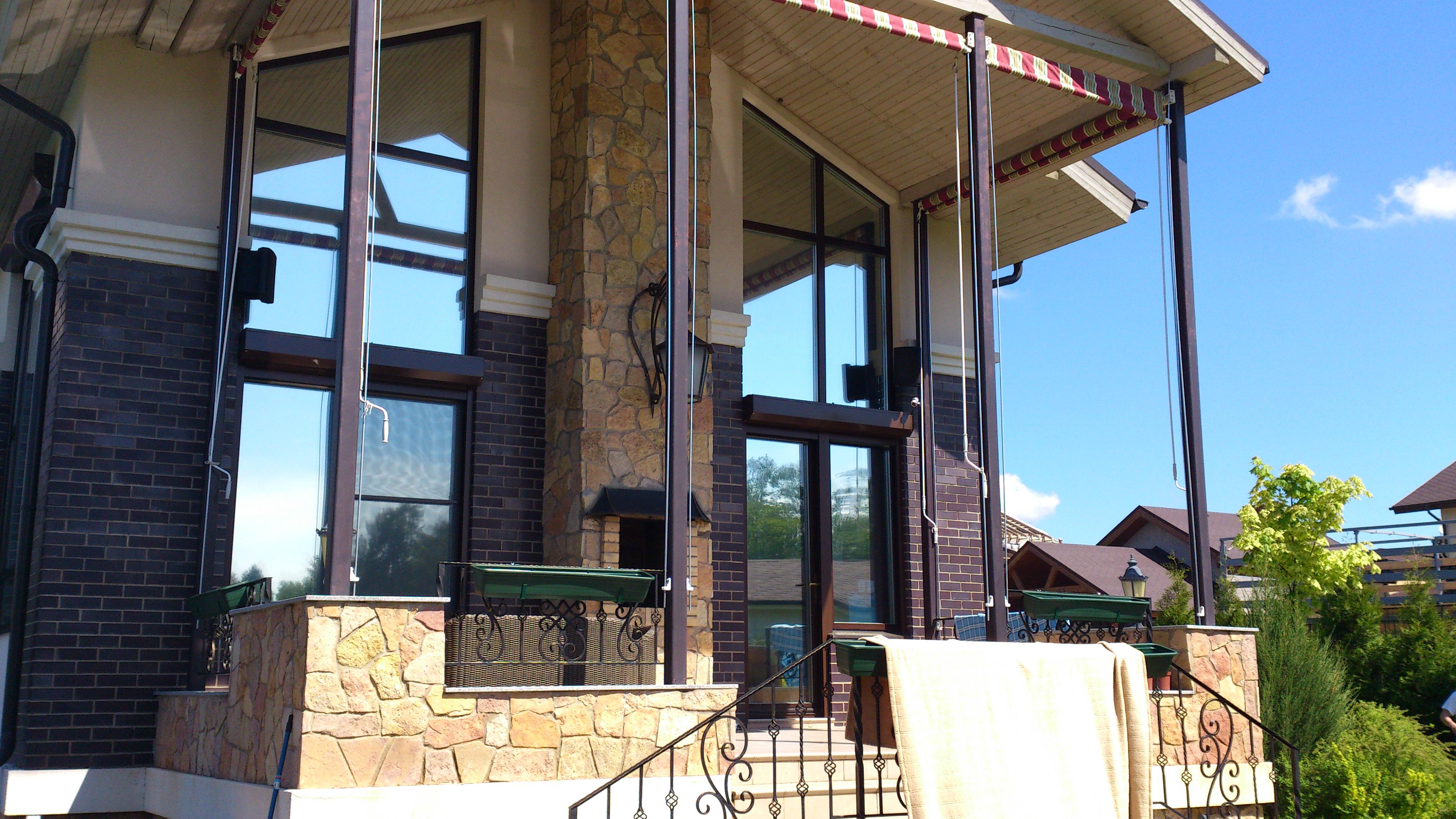 Тонировка окон квартиры солнцезащитной плёнкой Silver 15