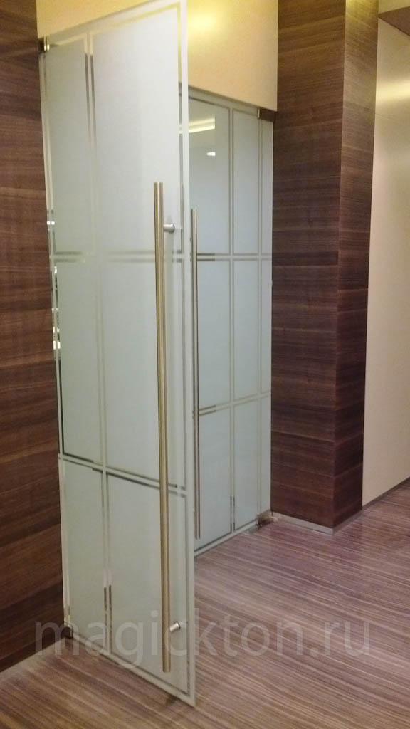 Тонировка дверей 2